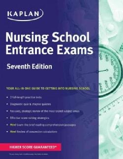 Nursing School Entrance Exams (Paperback)