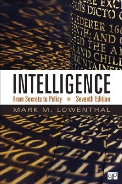 Intelligence: From Secrets to Policy (Paperback)
