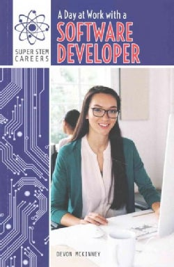 A Day at Work with a Software Developer (Paperback)