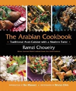 The Arabian Cookbook: Traditional Arab Cuisine With a Modern Twist (Paperback)