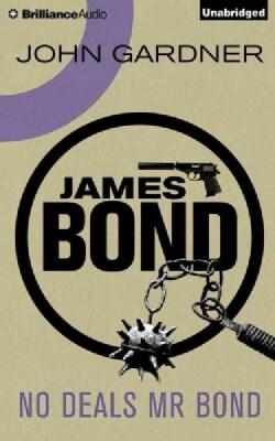 No Deals, Mr Bond (CD-Audio)
