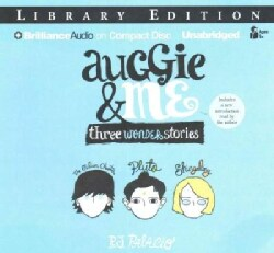 Auggie & Me: Three Wonder Stories: Library Edition (CD-Audio)