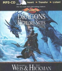 Dragons of the Highlord Skies (CD-Audio)
