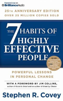 The 7 Habits of Highly Effective People (CD-Audio)
