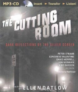 The Cutting Room: Dark Reflections of the Silver Screen (CD-Audio)
