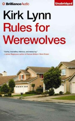 Rules for Werewolves (CD-Audio)