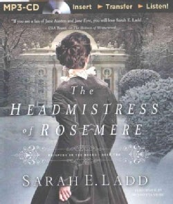 The Headmistress of Rosemere (CD-Audio)