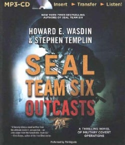 Seal Team Six Outcasts (CD-Audio)