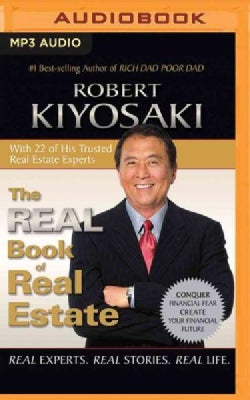 The Real Book of Real Estate: Real Experts. Real Stories. Real Life. (CD-Audio)