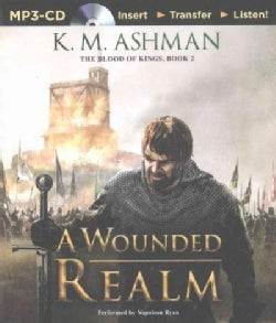 A Wounded Realm (CD-Audio)
