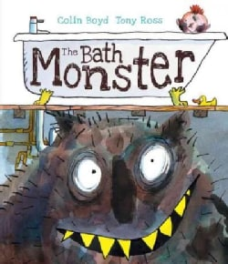 The Bath Monster (Hardcover)