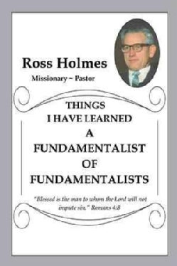 A Fundamentalist of Fundamentalists (Paperback)