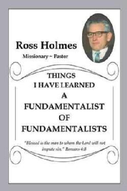 A Fundamentalist of Fundamentalists (Hardcover)