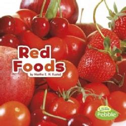 Red Foods (Paperback)