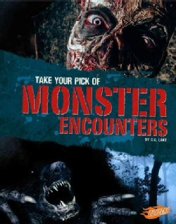 Take Your Pick of Monster Encounters (Hardcover)
