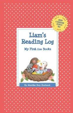 Liam's Reading Log: My First 200 Books (Record book)