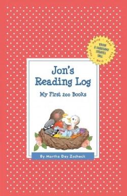 Jon's Reading Log: My First 200 Books (Record book)