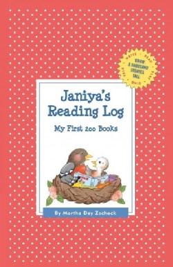 Janiya's Reading Log: My First 200 Books (Record book)