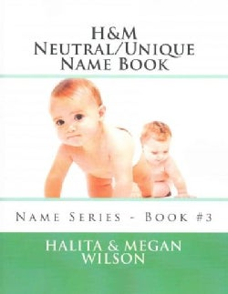 H&M Neutral/Unique Name Book (Paperback)