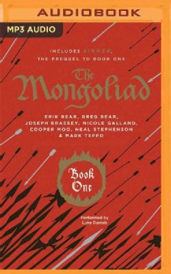 The Mongoliad (CD-Audio)