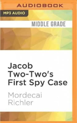 Jacob Two-Two's First Spy Case (CD-Audio)