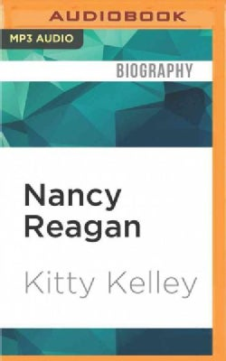 Nancy Reagan: The Unauthorized Biography (CD-Audio)