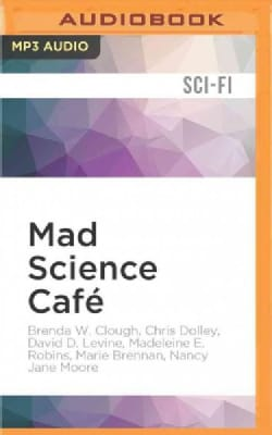 Mad Science Cafe (CD-Audio)
