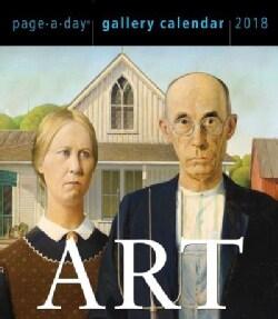 Art Gallery 2018 Calendar (Calendar)