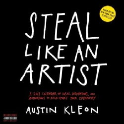 Steal Like an Artist 2018 Calendar (Calendar)
