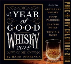 A Year of Good Whisky 2018 Calendar (Calendar)