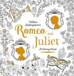 Romeo and Juliet: A Coloring Classic (Paperback)