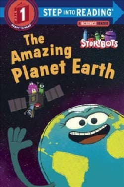 The Amazing Planet Earth (Hardcover)