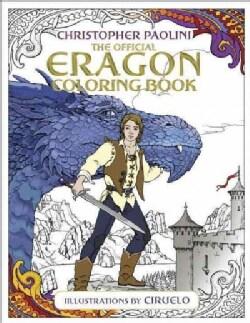 The Official Eragon Coloring Book (Paperback)