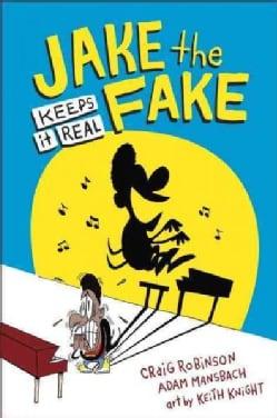 Jake the Fake Keeps It Real (CD-Audio)