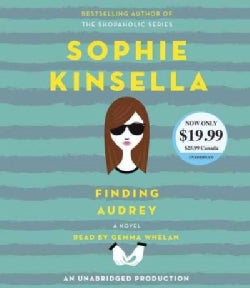 Finding Audrey (CD-Audio)