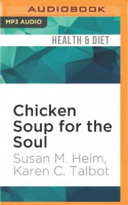 Chicken Soup for the Soul: Devotional Stories for Women: 11 Daily Devotions to Comfort, Encourage, and Inspire Women (CD-Audio)