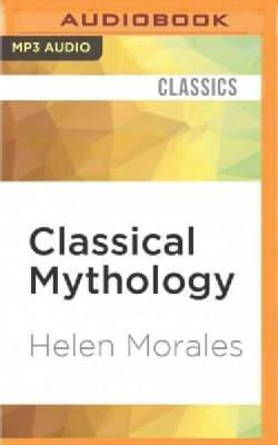 Classical Mythology: A Very Short Introduction (CD-Audio)