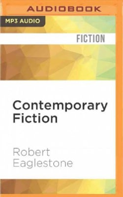Contemporary Fiction: A Very Short Introduction (CD-Audio)