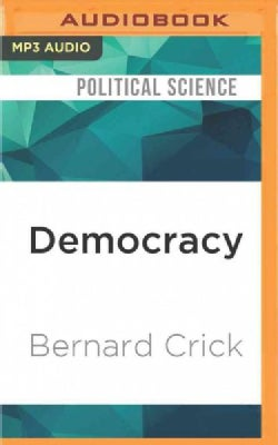 Democracy: A Very Short Introduction (CD-Audio)