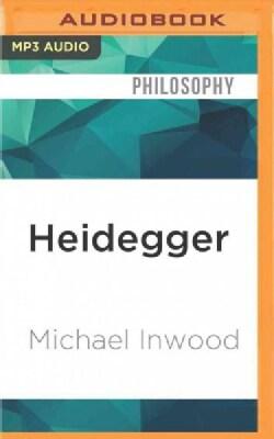 Heidegger: A Very Short Introduction (CD-Audio)