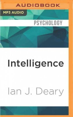 Intelligence: A Very Short Introduction (CD-Audio)