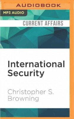 International Security: A Very Short Introduction (CD-Audio)