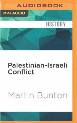Palestinian-Israeli Conflict: A Very Short Introduction (CD-Audio)