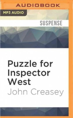 Puzzle for Inspector West (CD-Audio)