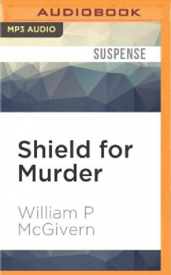Shield for Murder (CD-Audio)