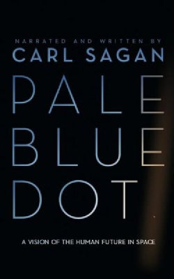 Pale Blue Dot: A Vision of the Human Future in Space: Library Edition (CD-Audio)