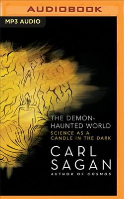 The Demon-Haunted World: Science As a Candle in the Dark (CD-Audio)