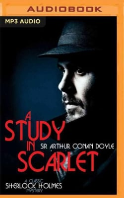 A Study in Scarlet (CD-Audio)