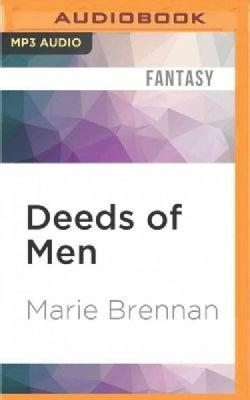 Deeds of Men: An Onyx Court Novella (CD-Audio)