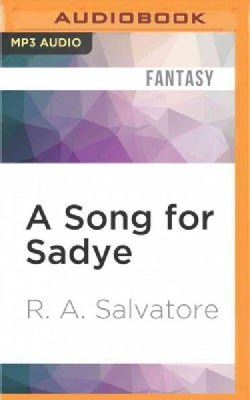 A Song for Sadye: A Tale of Demonwars (CD-Audio)